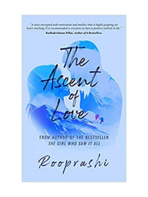The Ascent of Love by Rooprashi