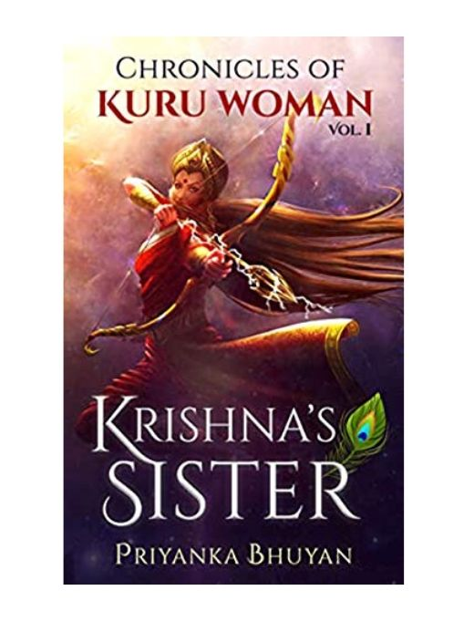 Chronicles of Kuru Woman Krishna's